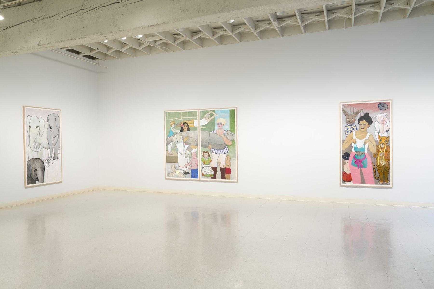 Fay Jones | New Work | Installation View 1