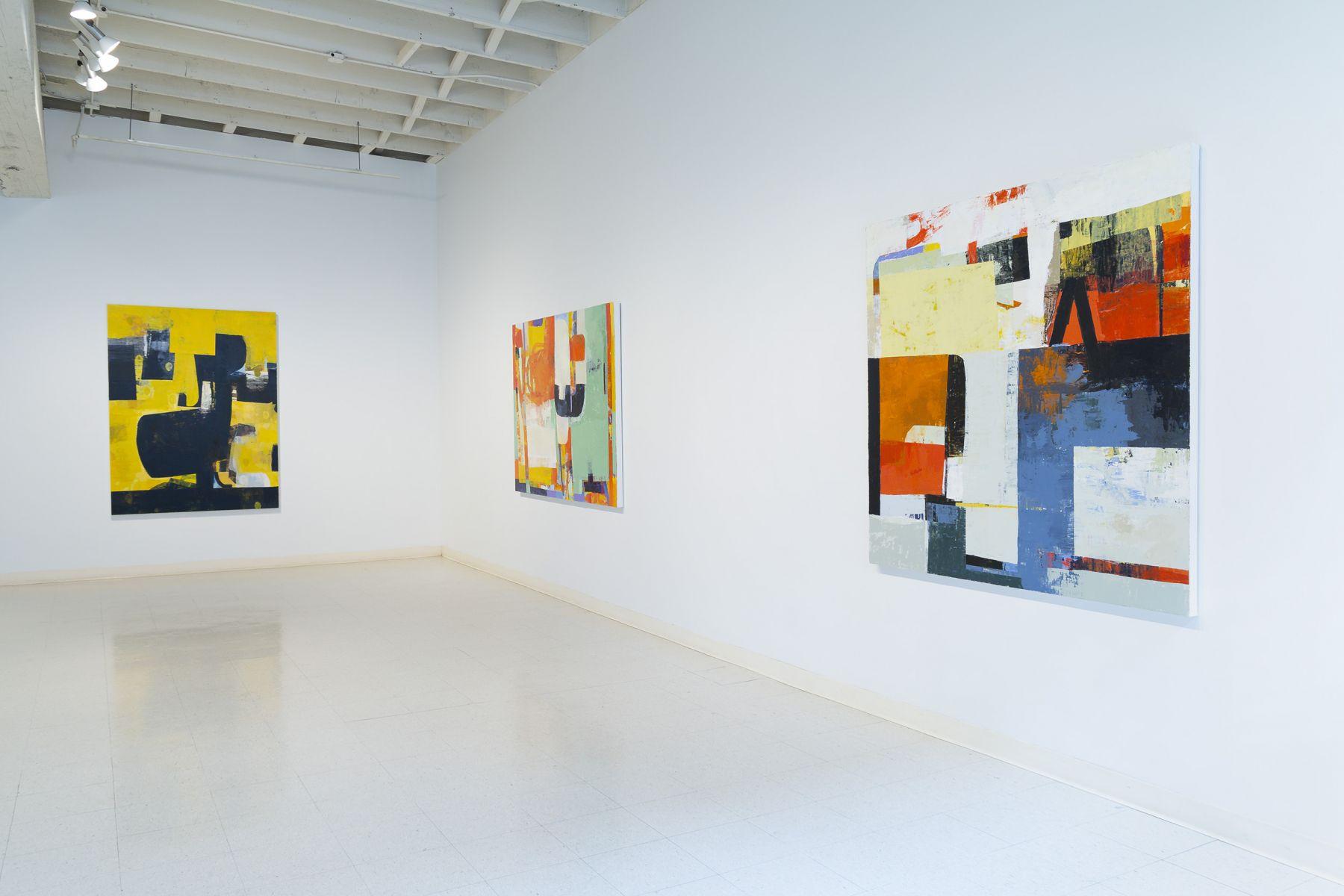 G. Lewis Clevenger - Minimis/Maximus - June 2019 - Installation View 05