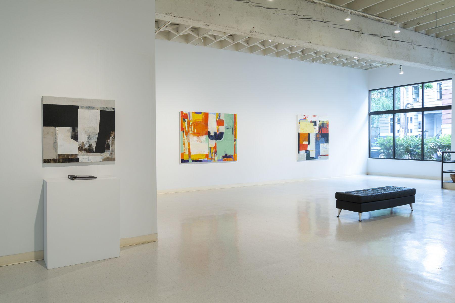 G. Lewis Clevenger - Minimis/Maximus - June 2019 - Installation View 04