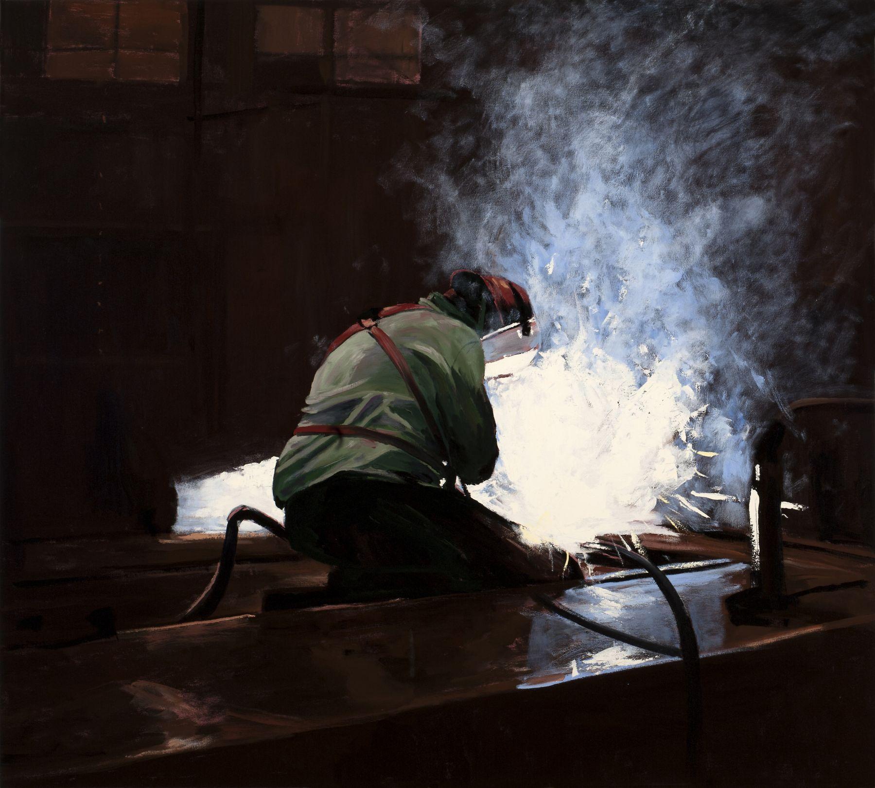 Michael Brophy - Welders of Burning Alley II
