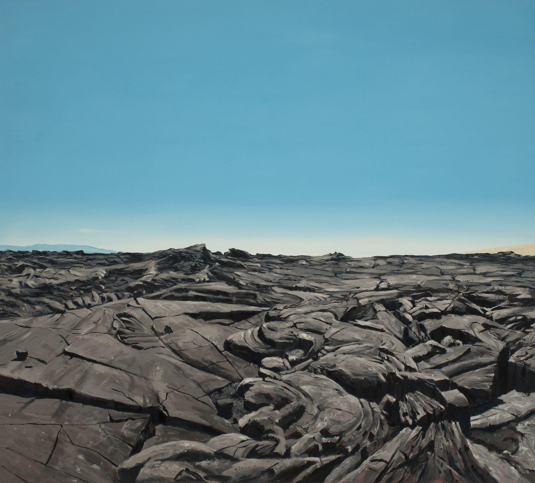 Brophy - Lava Field Surface II
