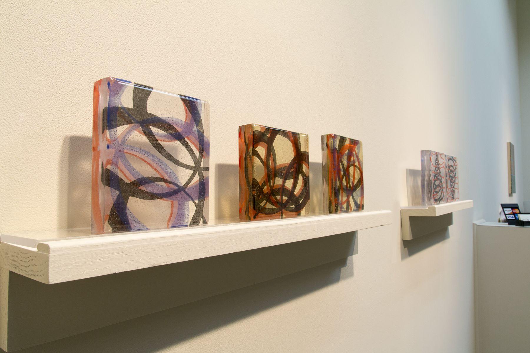 Rae Mahaffey Installation View - September 2015