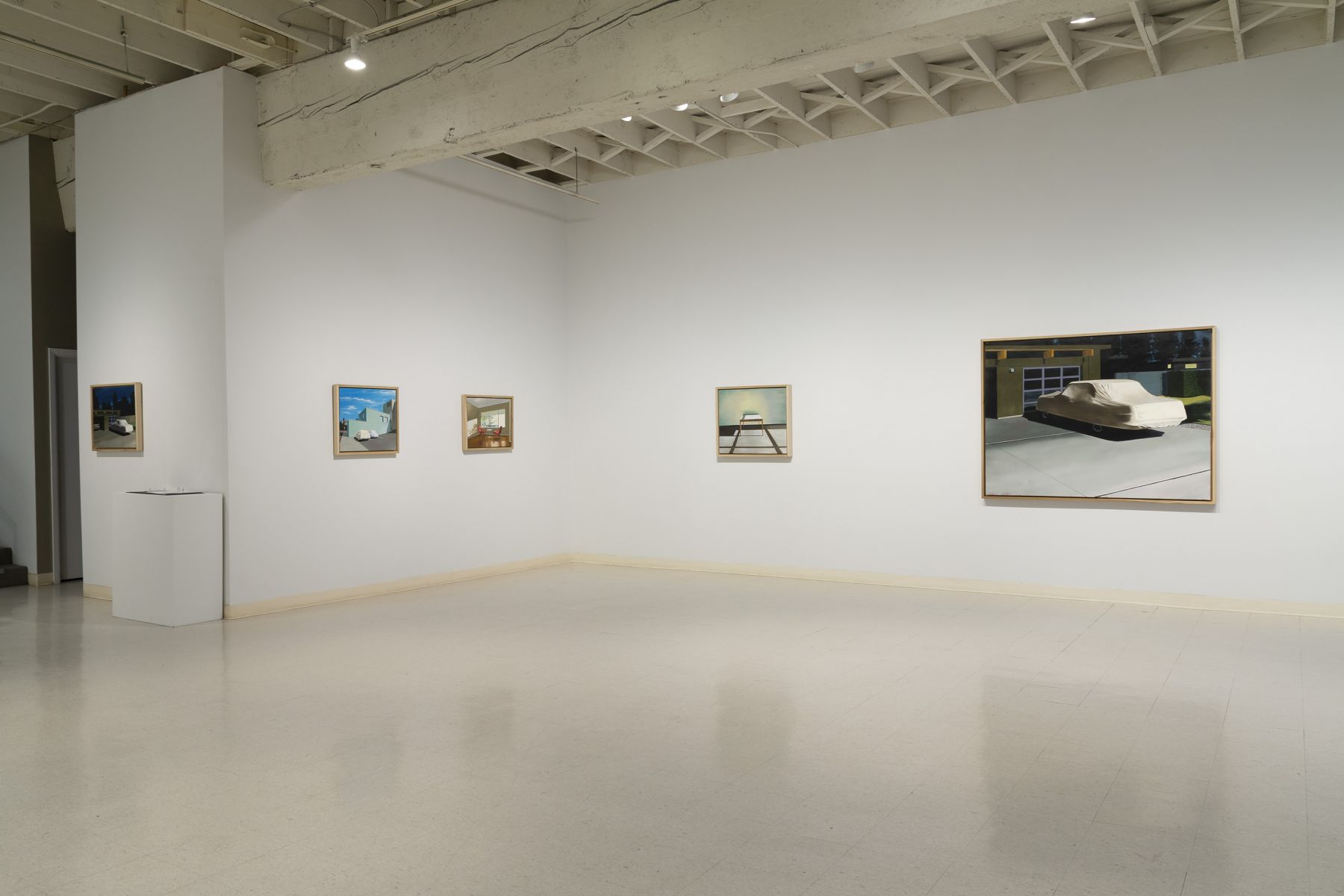 Gabe Fernandez | Light Source | January 2019 | Installation View | Russo Lee Gallery | 02
