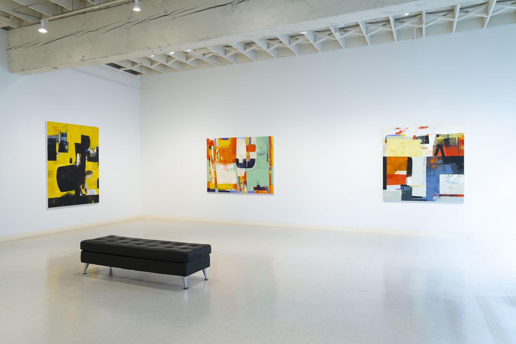 G. Lewis Clevenger - Minimis/Maximus - June 2019 - Installation View 03