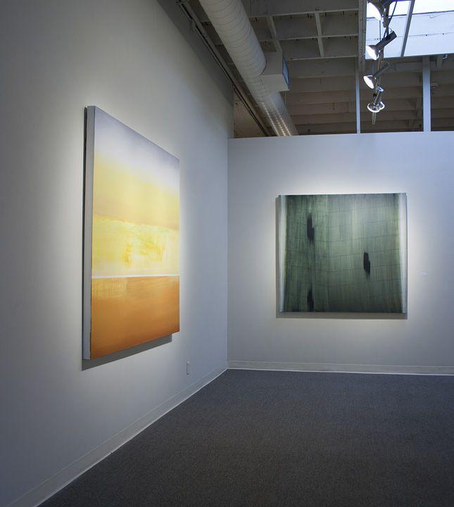 Betty Merken at Laura Russo Gallery February 2013