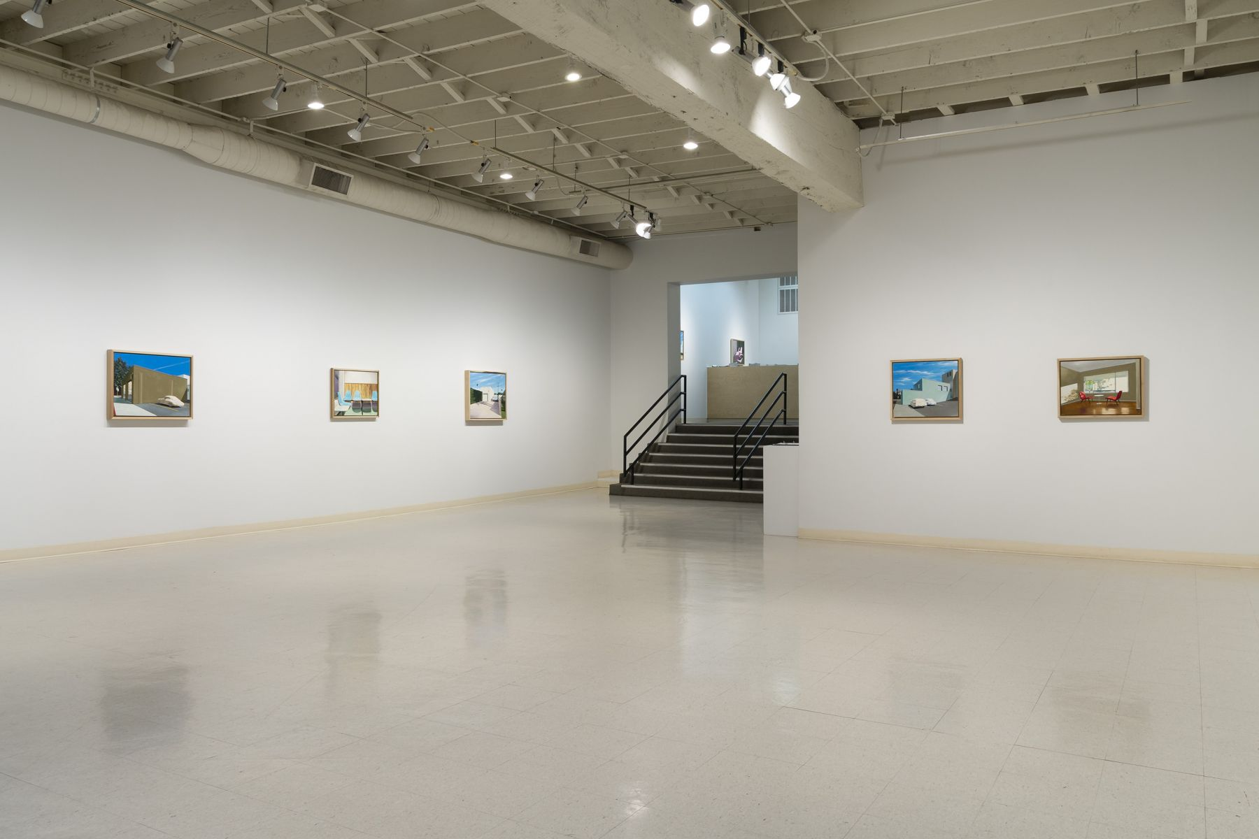 Gabe Fernandez | Light Source | January 2019 | Installation View | Russo Lee Gallery | 04