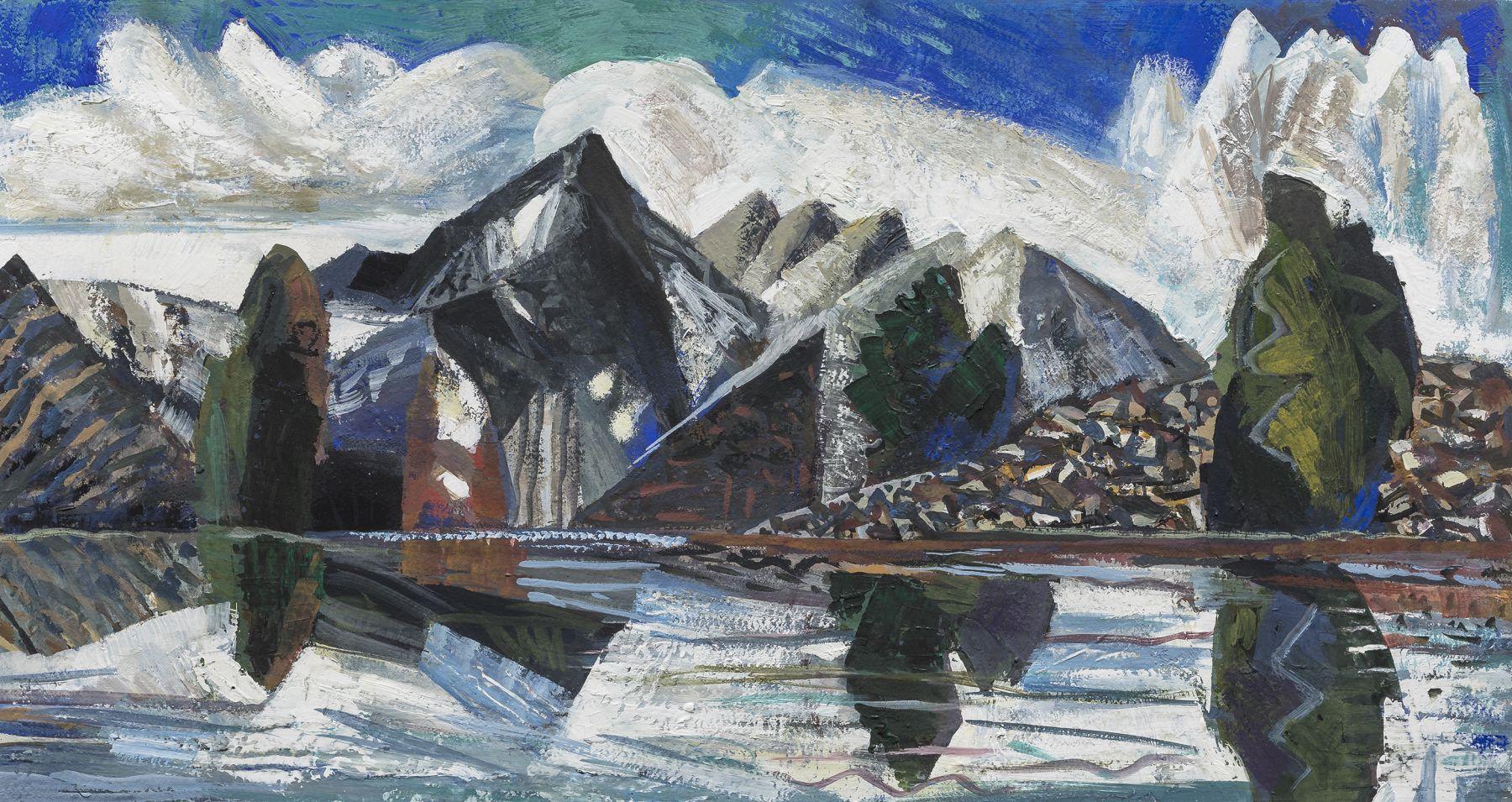 Parker - Mt Clarence King