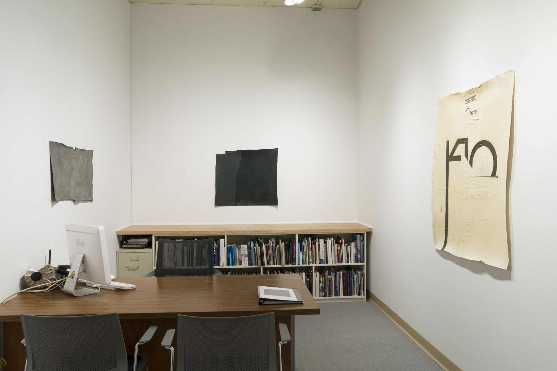 Robert Yoder | Club Number | Installation View 3