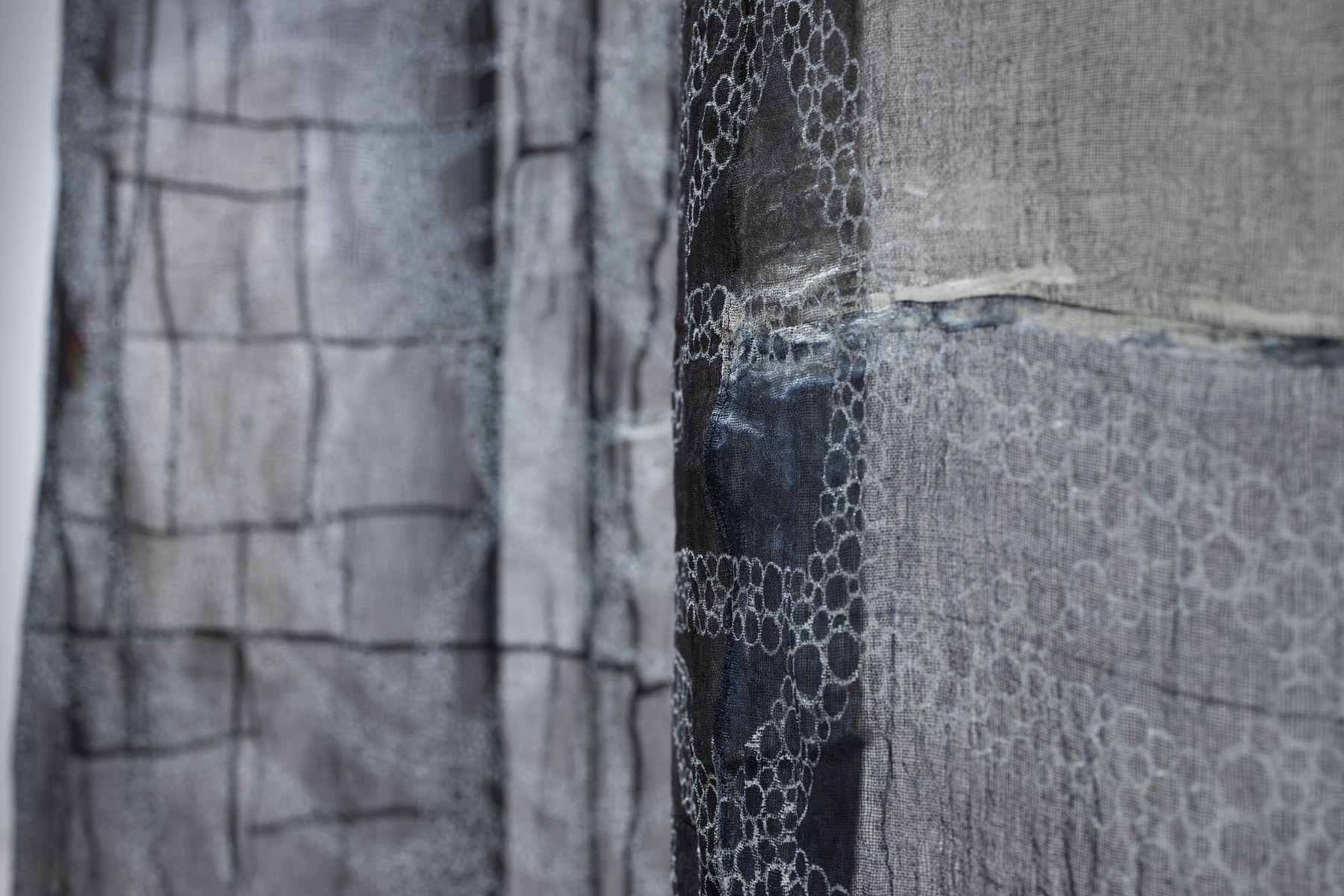 Dana Lynn Louis - Weave detail