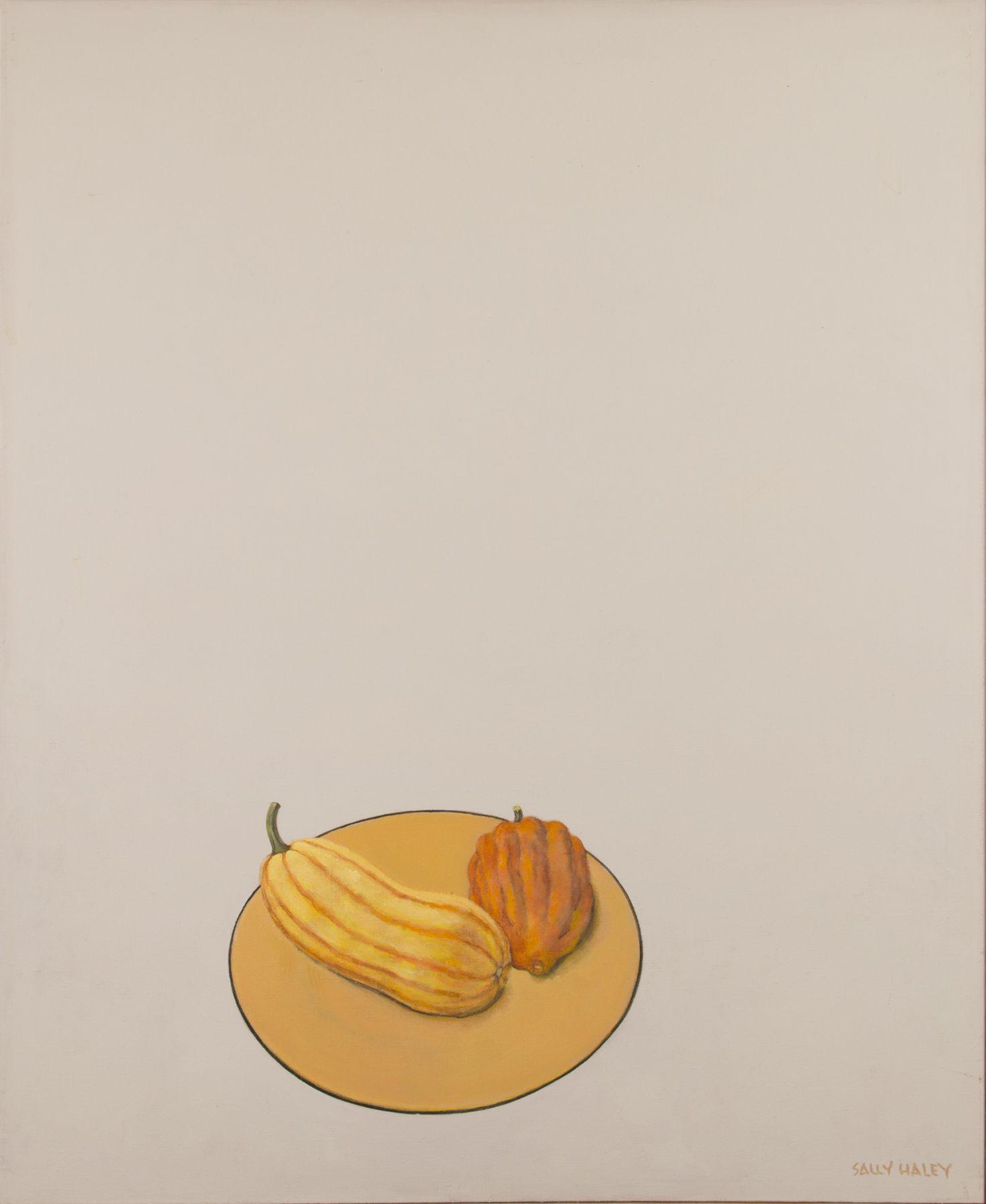 Haley - Delicata and acorn