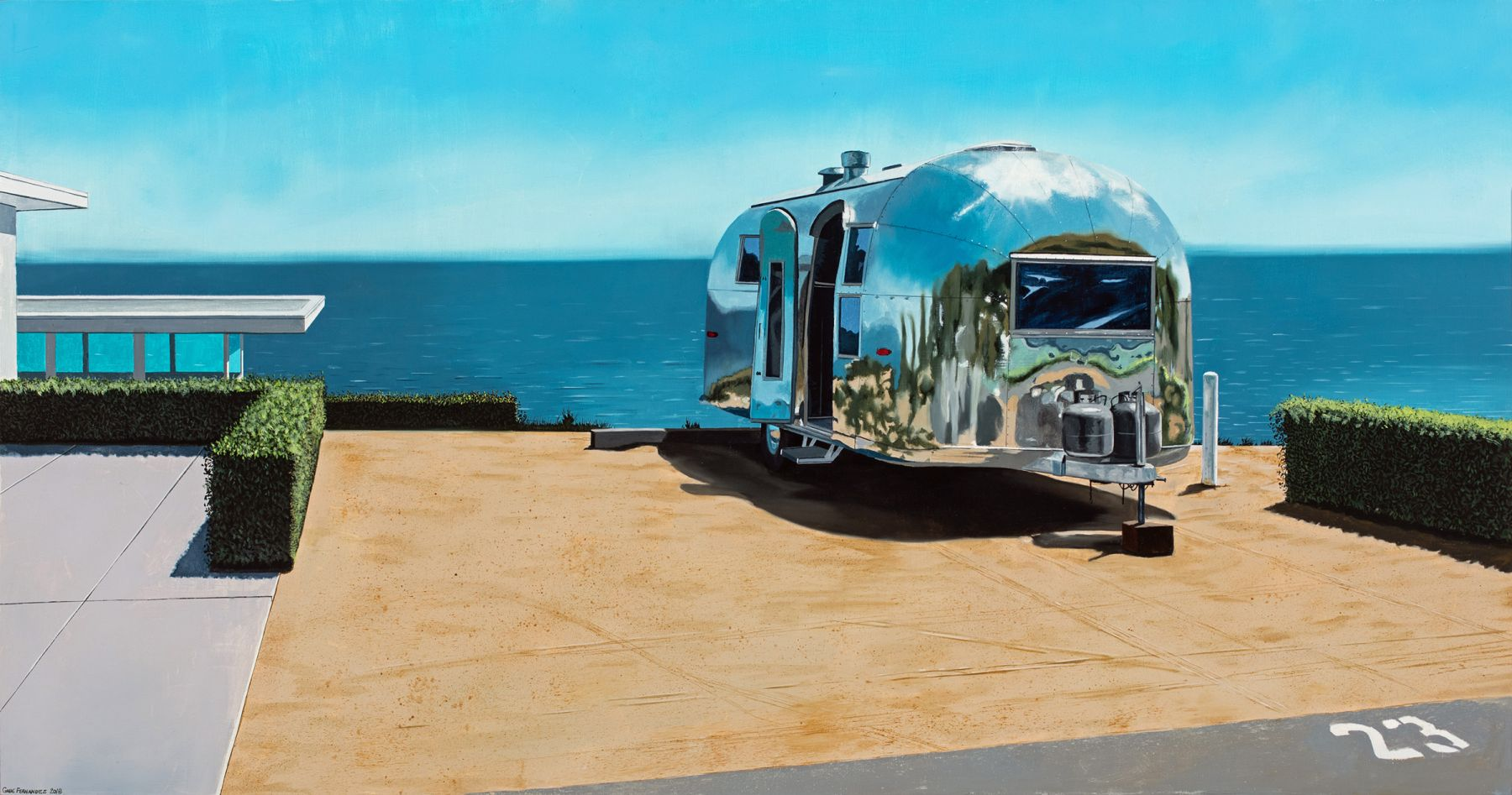 Fernandez - Airstream by the Sea