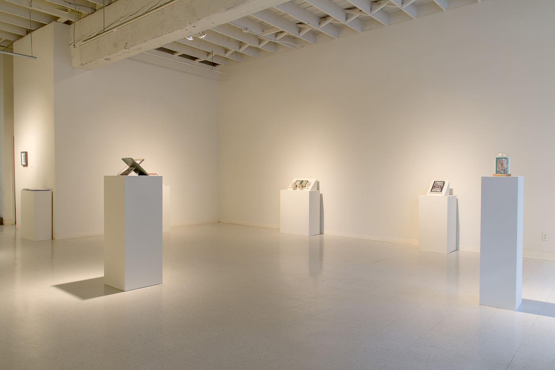 James Allen exhibition at Laura Russo Gallery October 2015