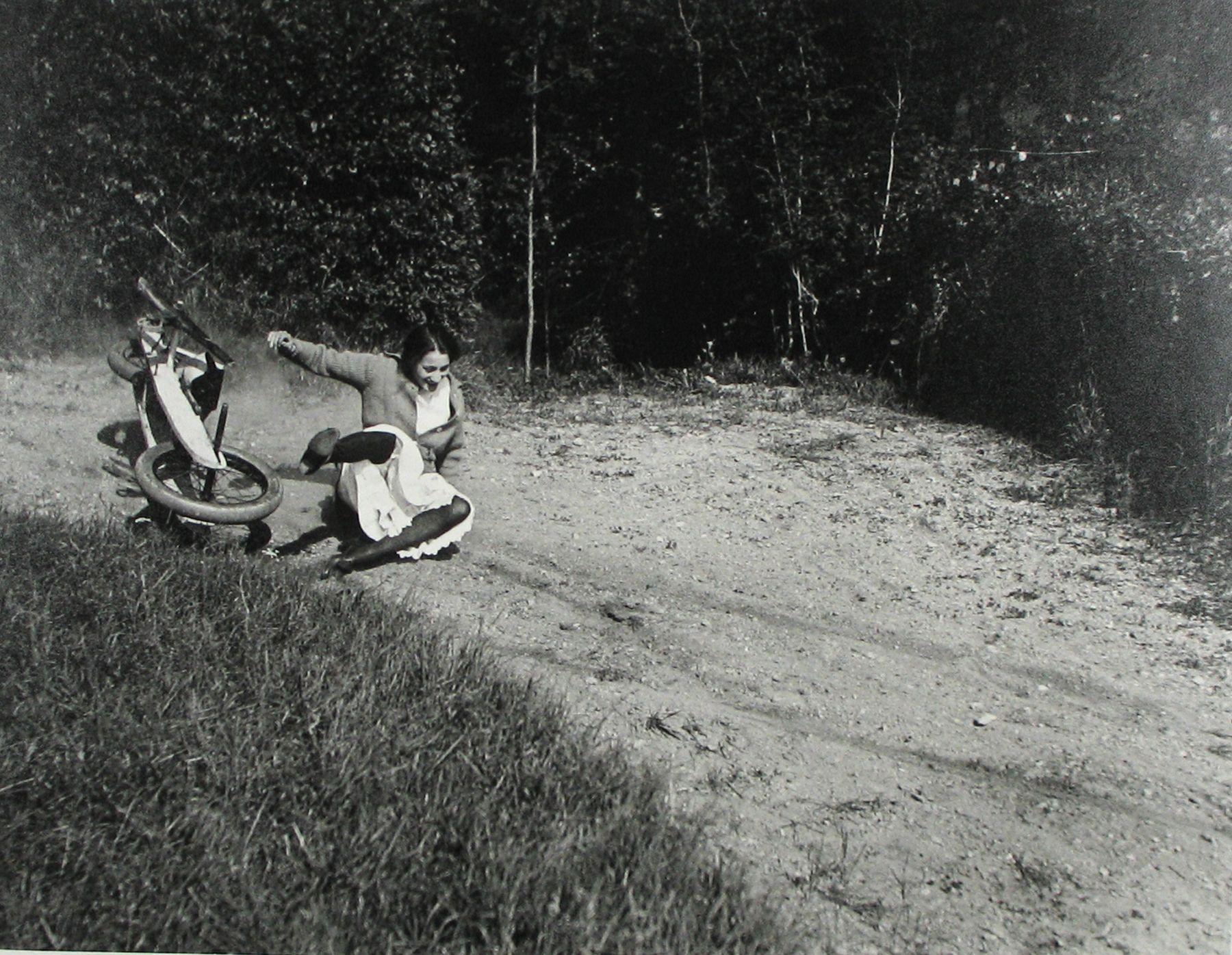 Jacques-Henri Lartigue - Simone, Rouzat, 1913 - Howard Greenberg Gallery