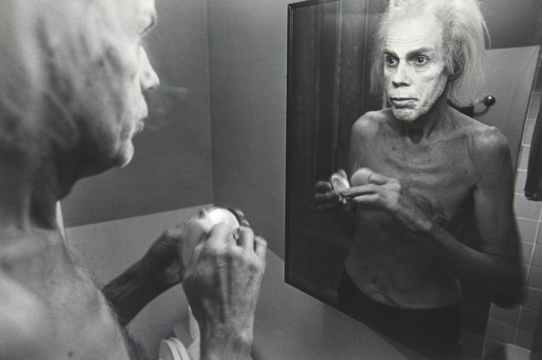 Abe Frajndlich: A Portrait of Minor White 2008 Howard Greenberg Gallery