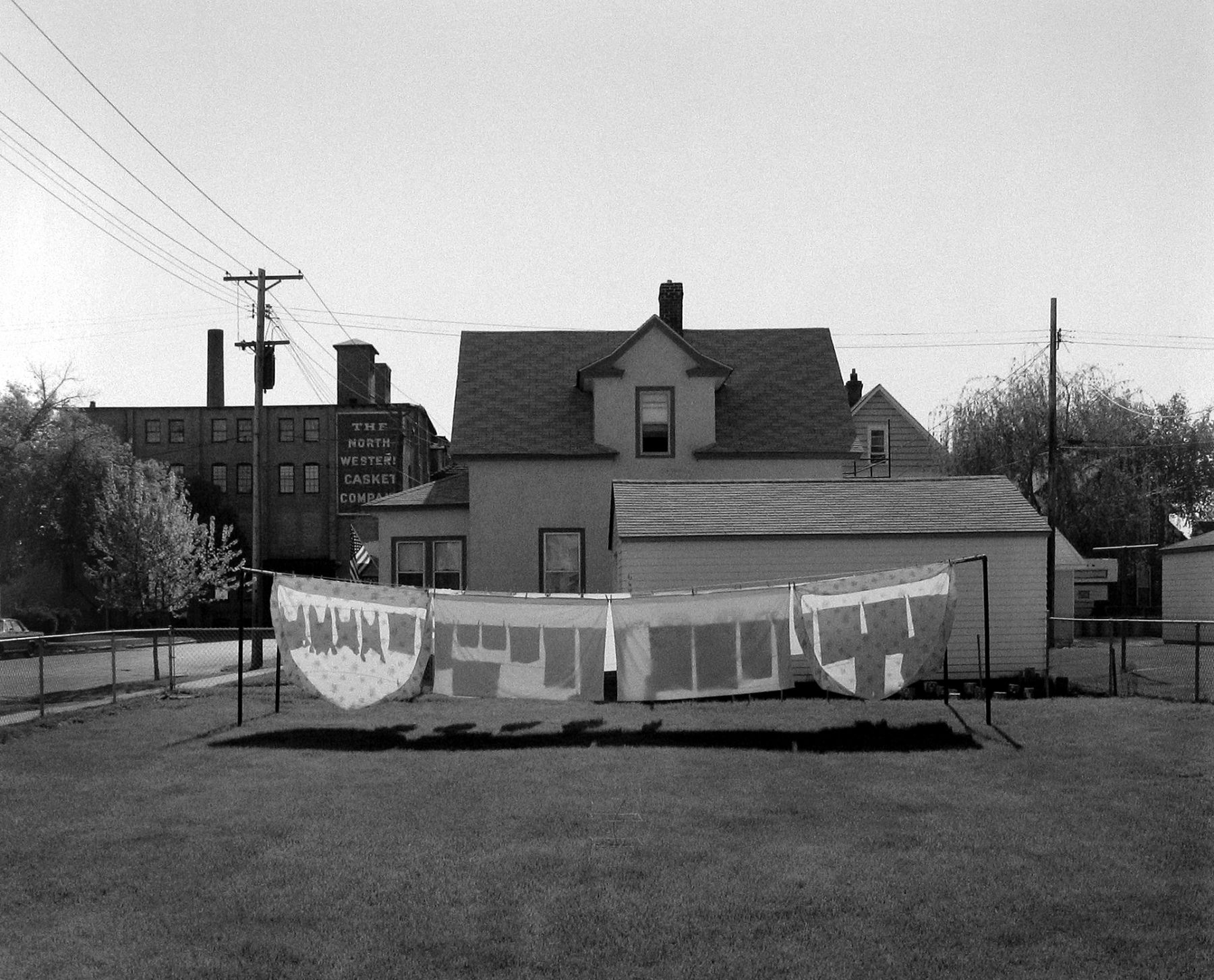 Frank Gohlke: Houses 2008 Howard Greenberg Gallery