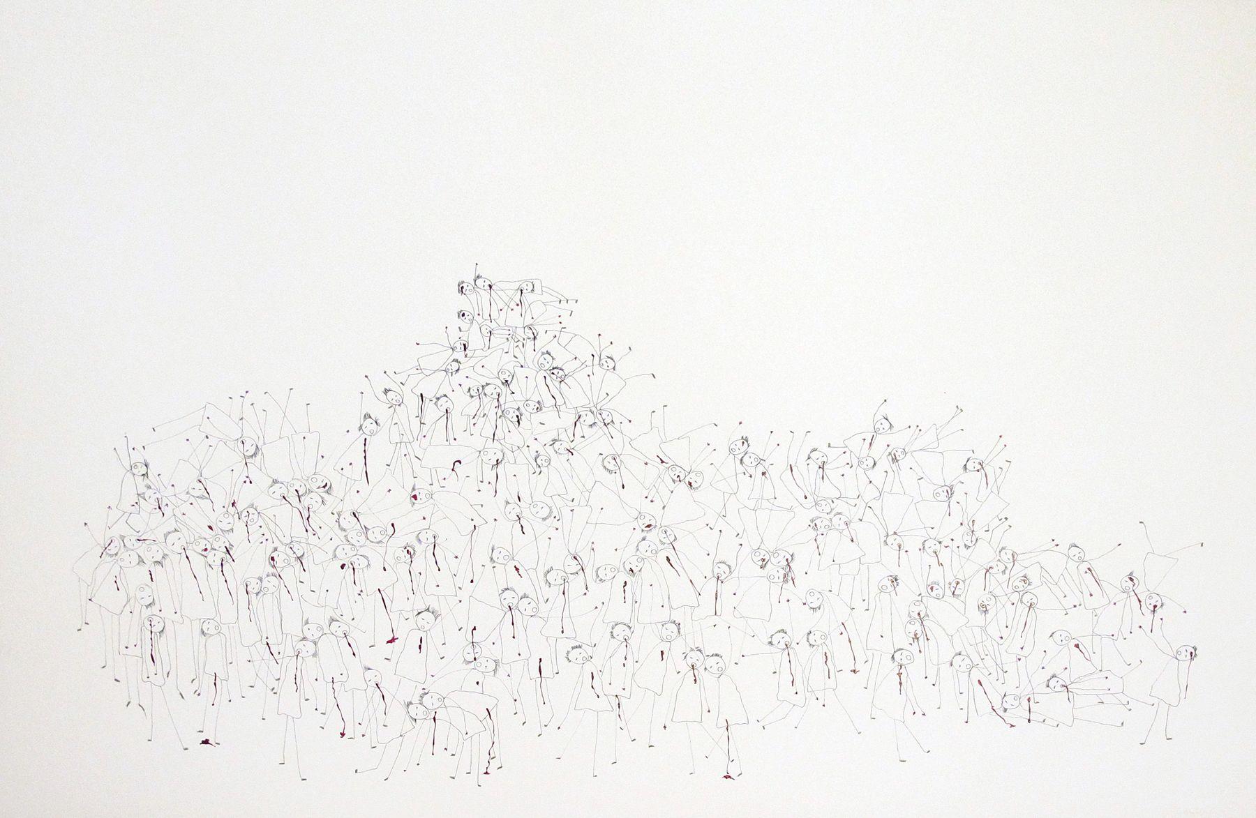 Alice Attie - Proximities - Howard Greenberg Gallery - 2014