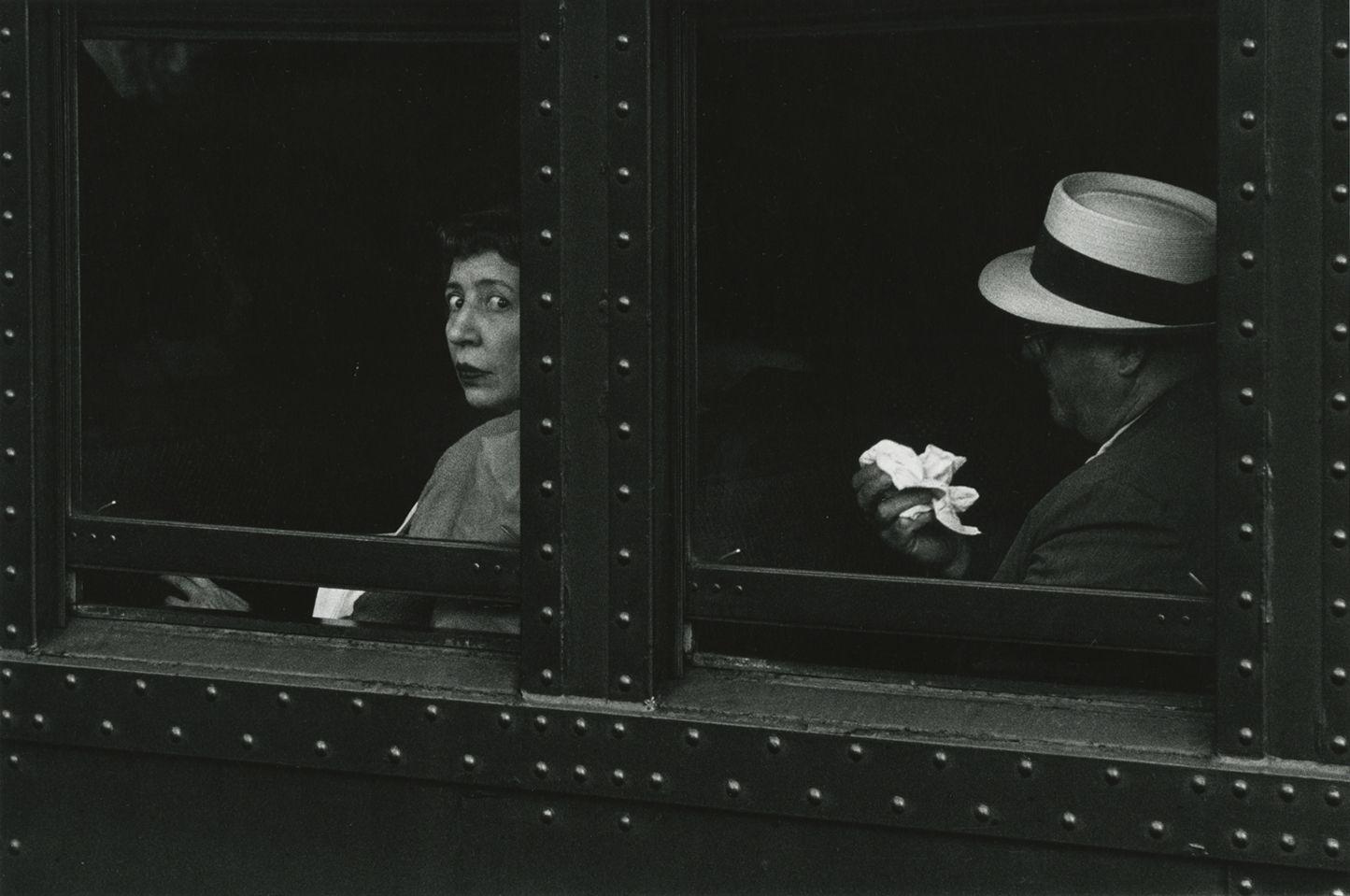 Ray K. Metzker - 59 CB-19, Chicago, 1959 - Howard Greenberg Gallery - 2018
