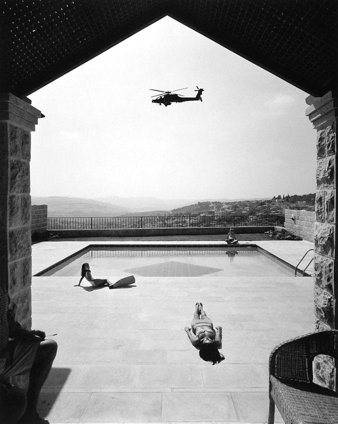 Frédéric Brenner: Exile at Home - Ramot, Jerusalem, Israel, 1997 - Howard Greenberg Gallery