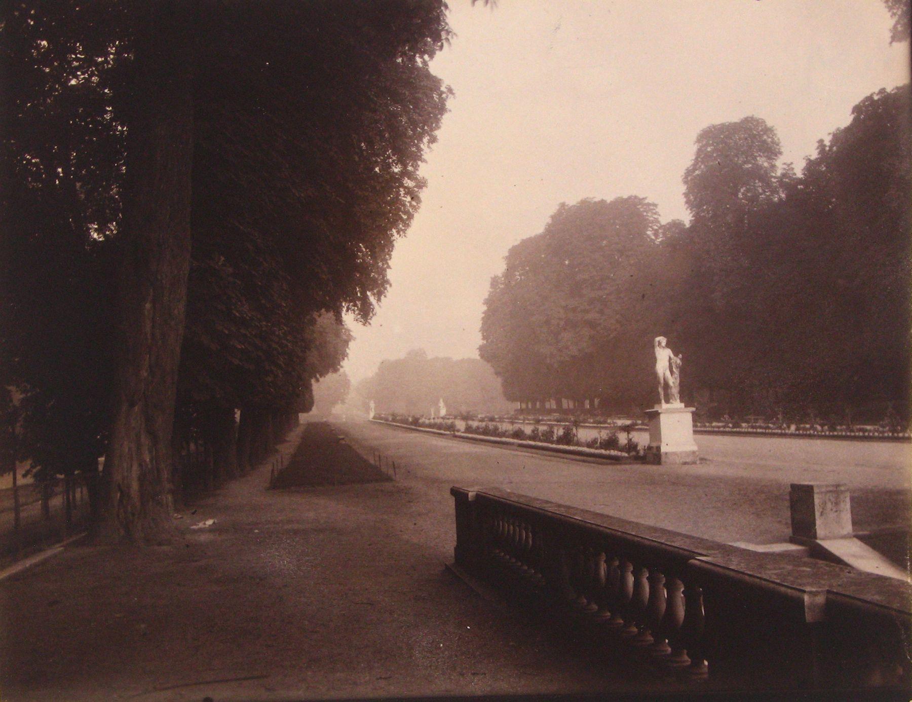Eugene Atget - Saint-Cloud, 1924 - Howard Greenberg Gallery - 2018