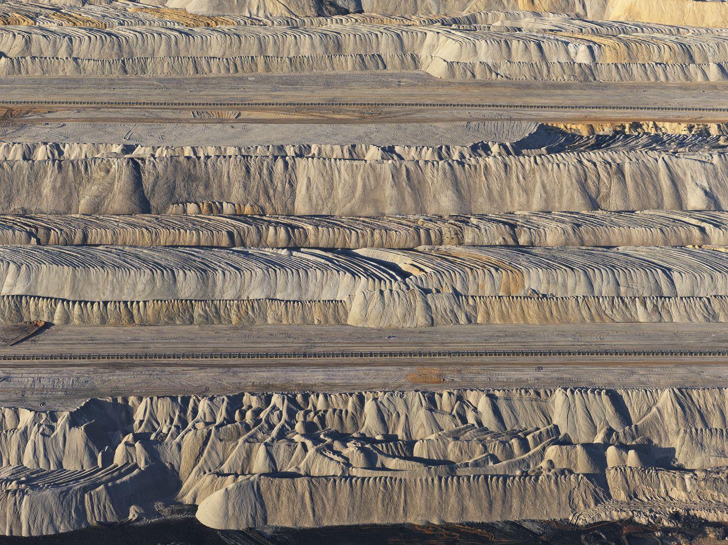 Edward Burtynsky - Coal Mine #3, North Rhine, Westphalia, Germany 1/9, 2015 - Howard Greenberg Gallery - 2018