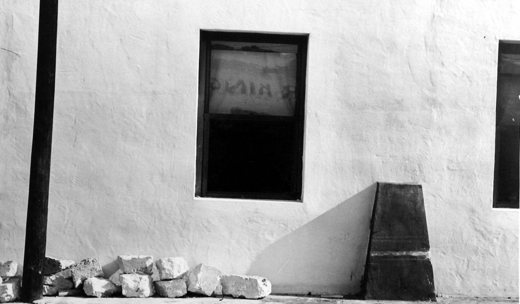 Arnold Newman - Window, West Palm Beach, FL, 1940 - Howard Greenberg Gallery - 2018