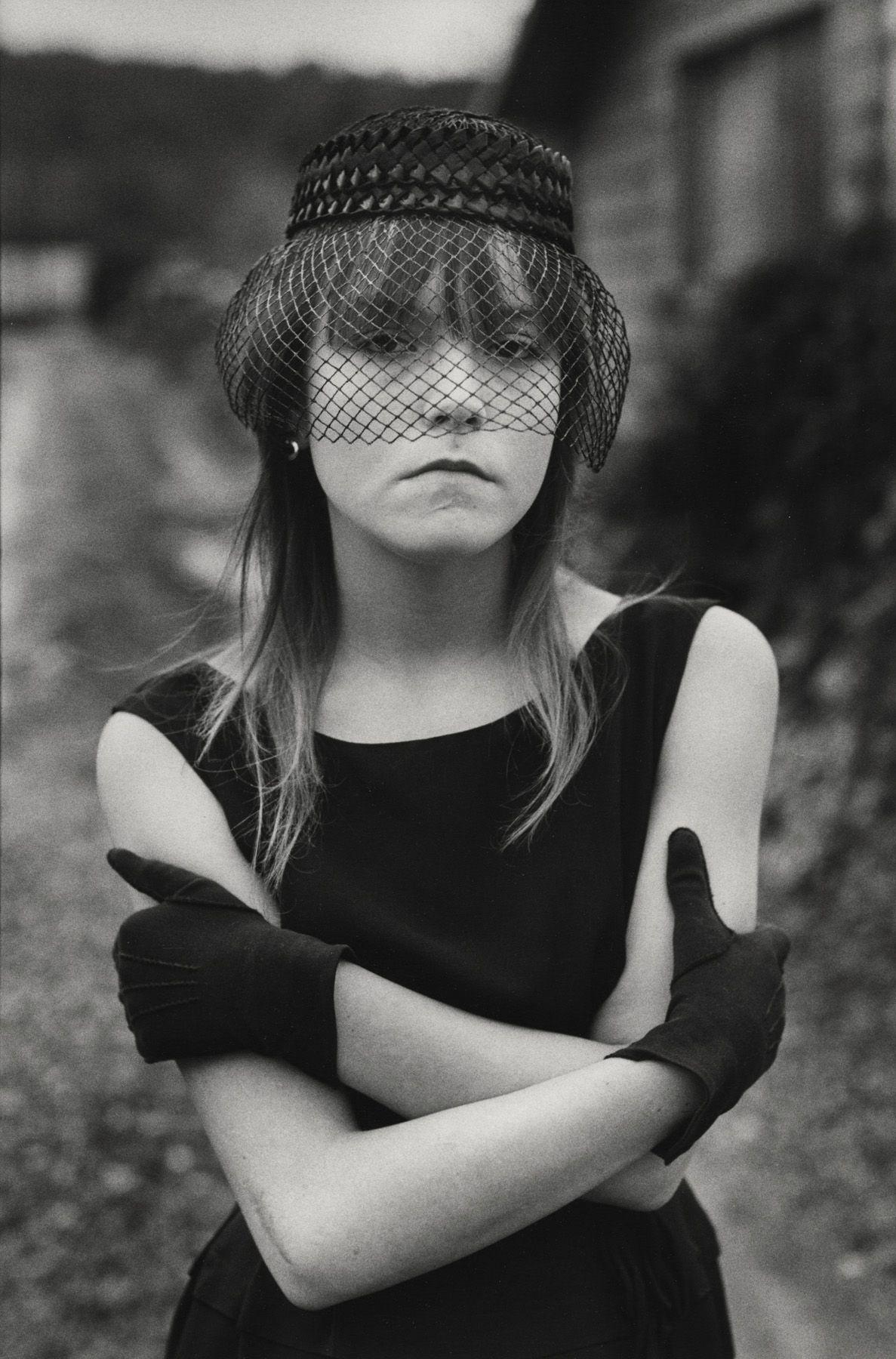 Mary Ellen Mark - Tiny, Seattle, 1983 - Howard Greenberg Gallery - 2018