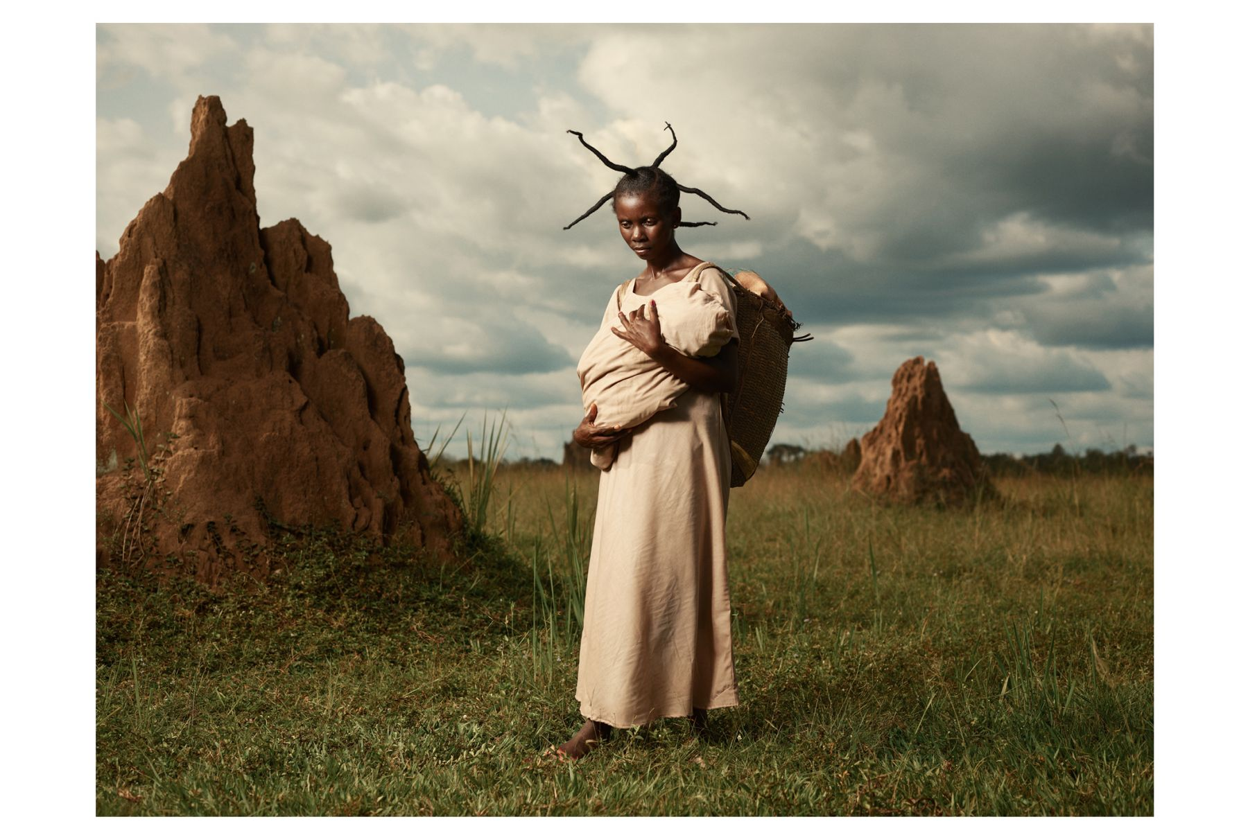 Pieter Henket, My Love, from the series Congo Tales, Howard Greenberg Gallery, 2020