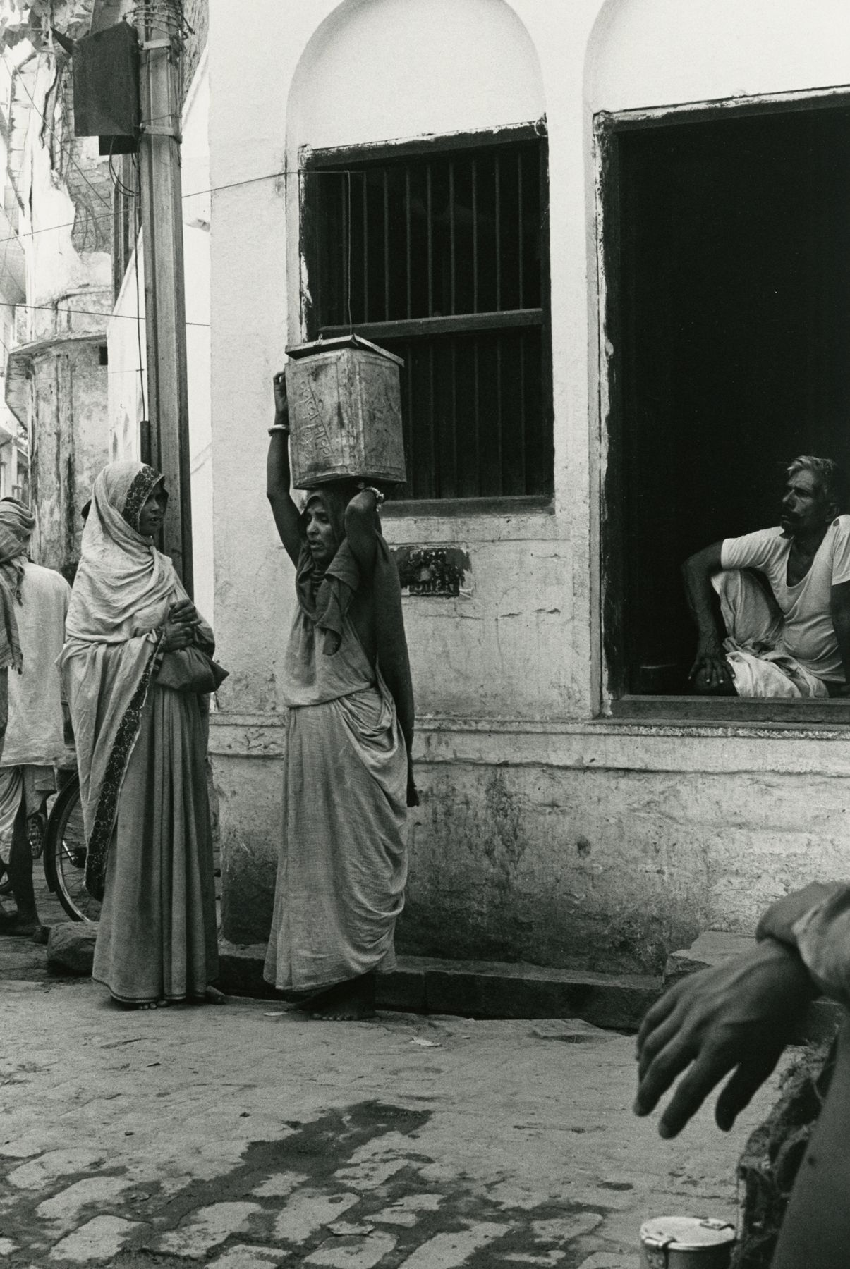 William Gedney: In India, Howard Greenberg Gallery, 2017