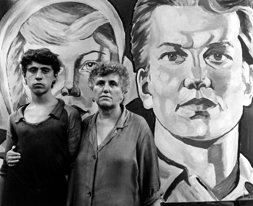 Frédéric Brenner: Exile at Home - Birobidjan, USSR, 1989 - Howard Greenberg Gallery