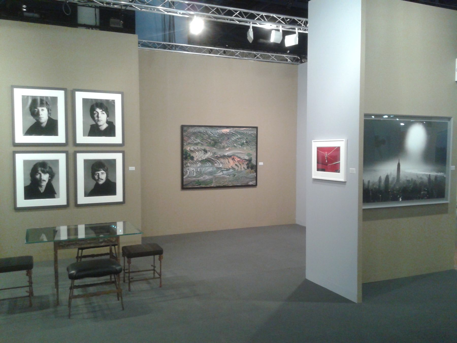 Art Basel Miami Beach - Howard Greenberg Gallery - 2014