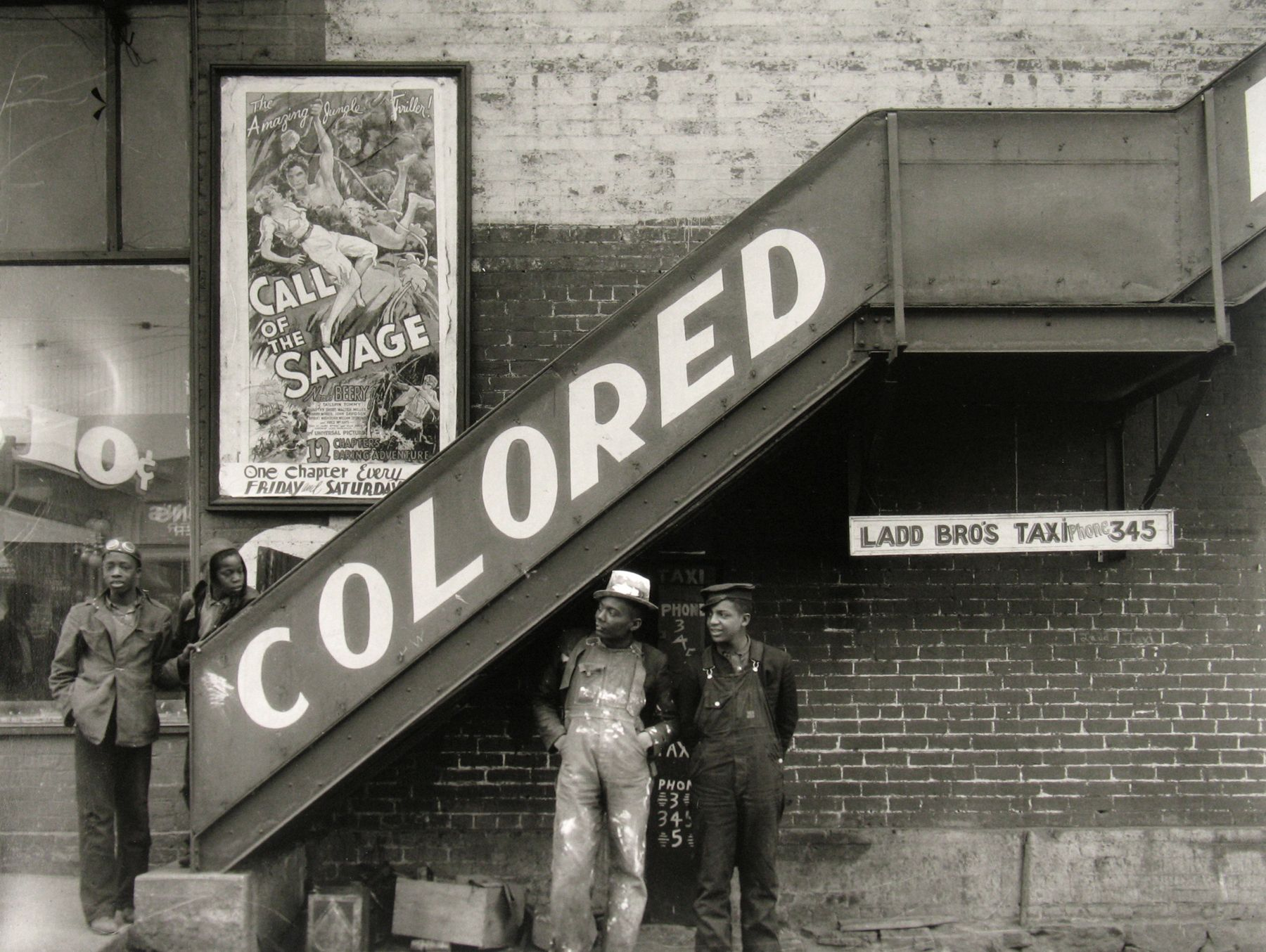 Peter Sekaer - Anniston, Alabama, 1936 - Howard Greenberg Gallery