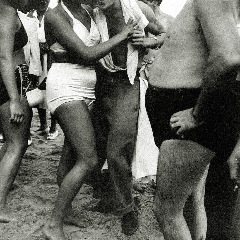 Sid Grossman - Coney Island, c.1946-48 - Howard Greenberg Gallery - 2018