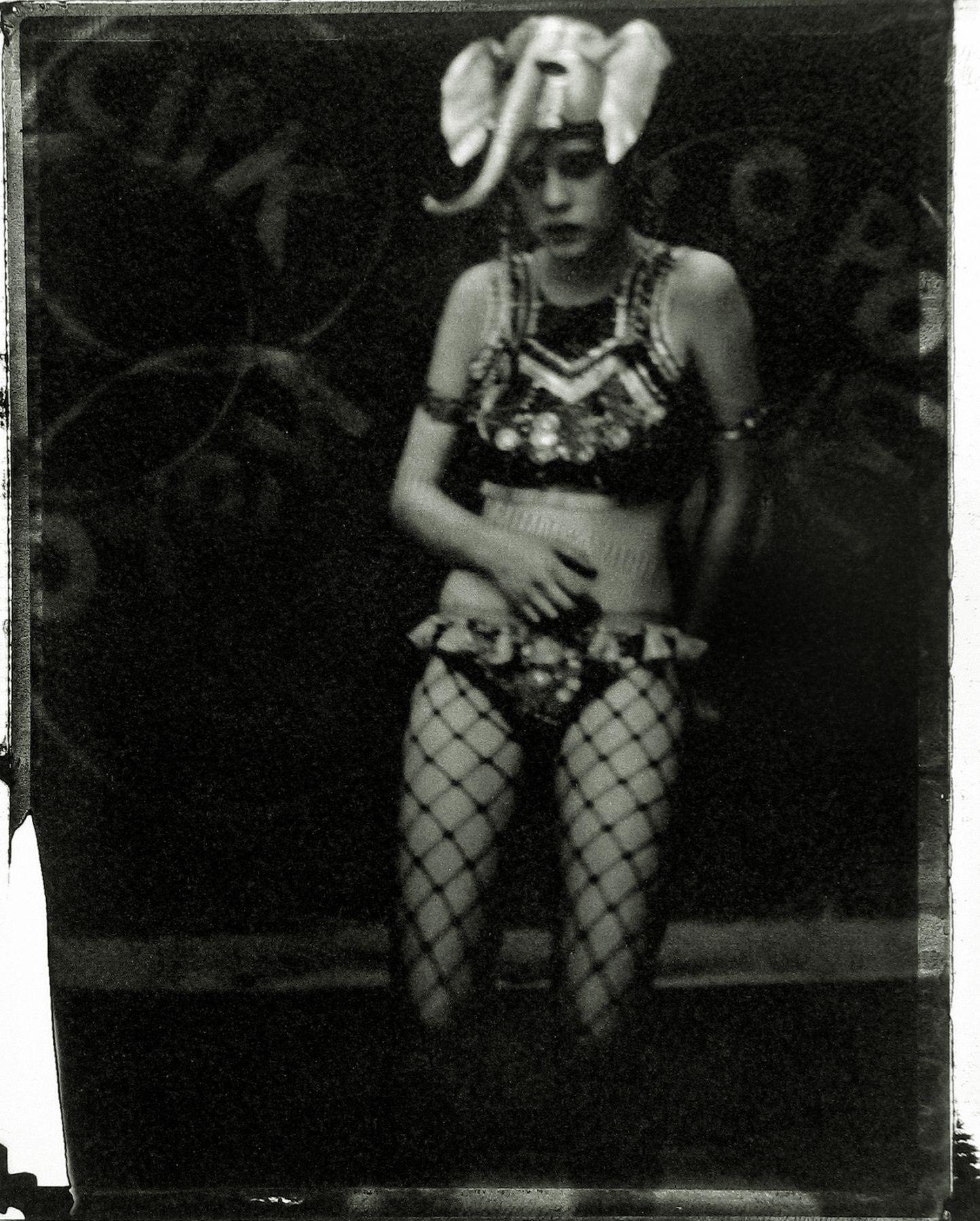 Sarah Moon: Circus 2004 2005 howard greenberg gallery