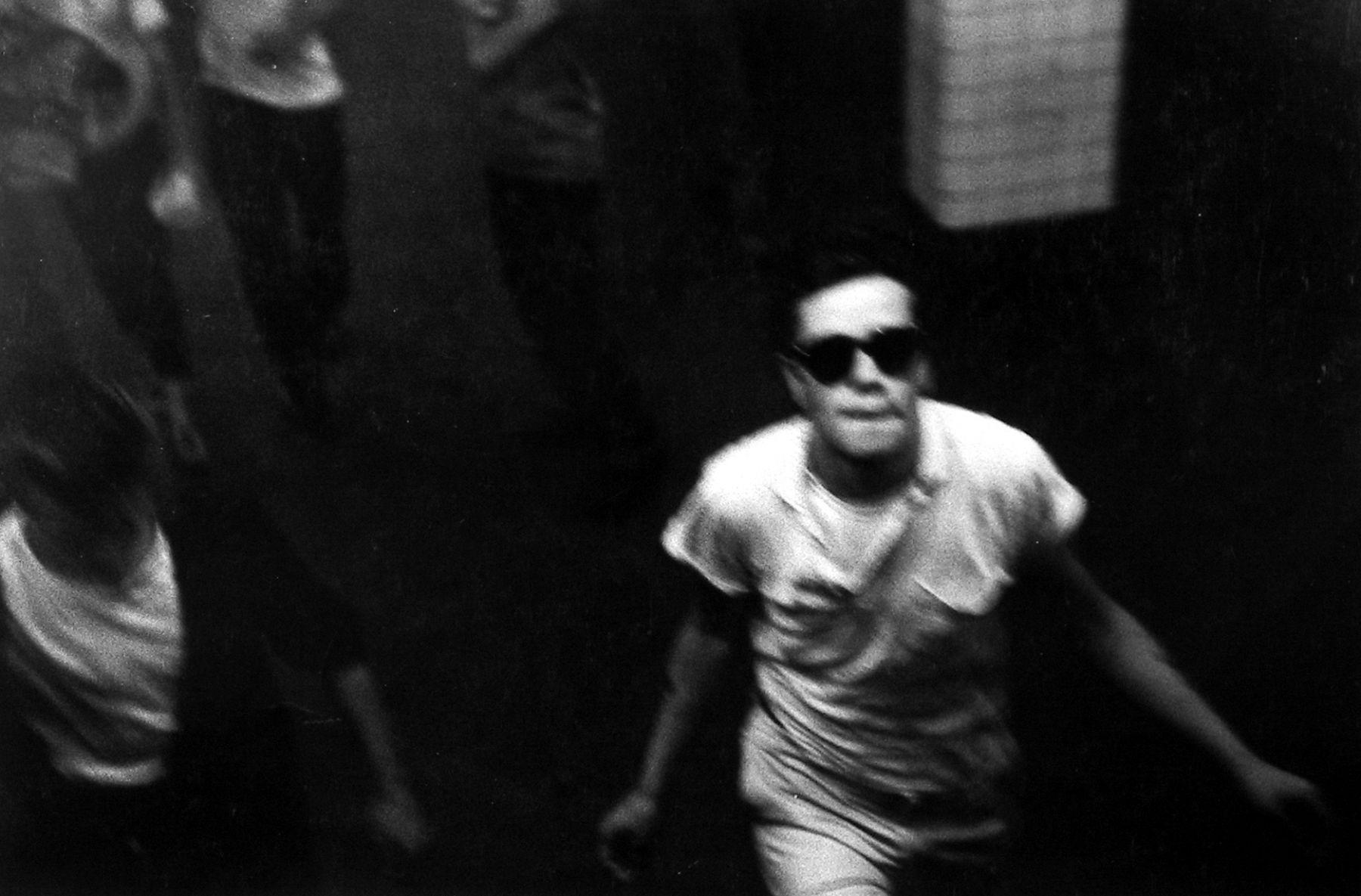 Bruce Davidson Inside/Outside Howard Greenberg Gallery 2003