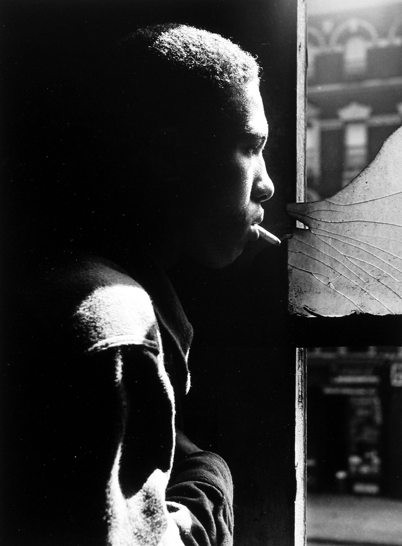 Gordon Parks - Red Jackson, 1948 - Howard Greenberg Gallery - 2019