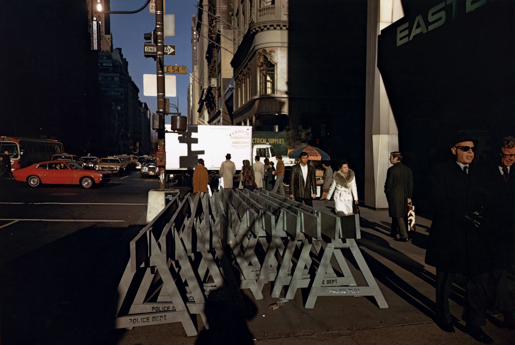 Joel Meyerowitz - 50 Years of Photographs Part I: 1962 - 1977 2012 Howard Greenberg Gallery
