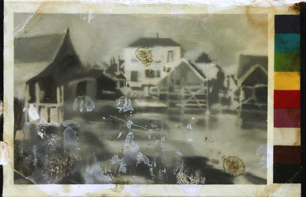 Demiak Zeeland The Netherlands 1953 2012 The Big Blow painting peinture
