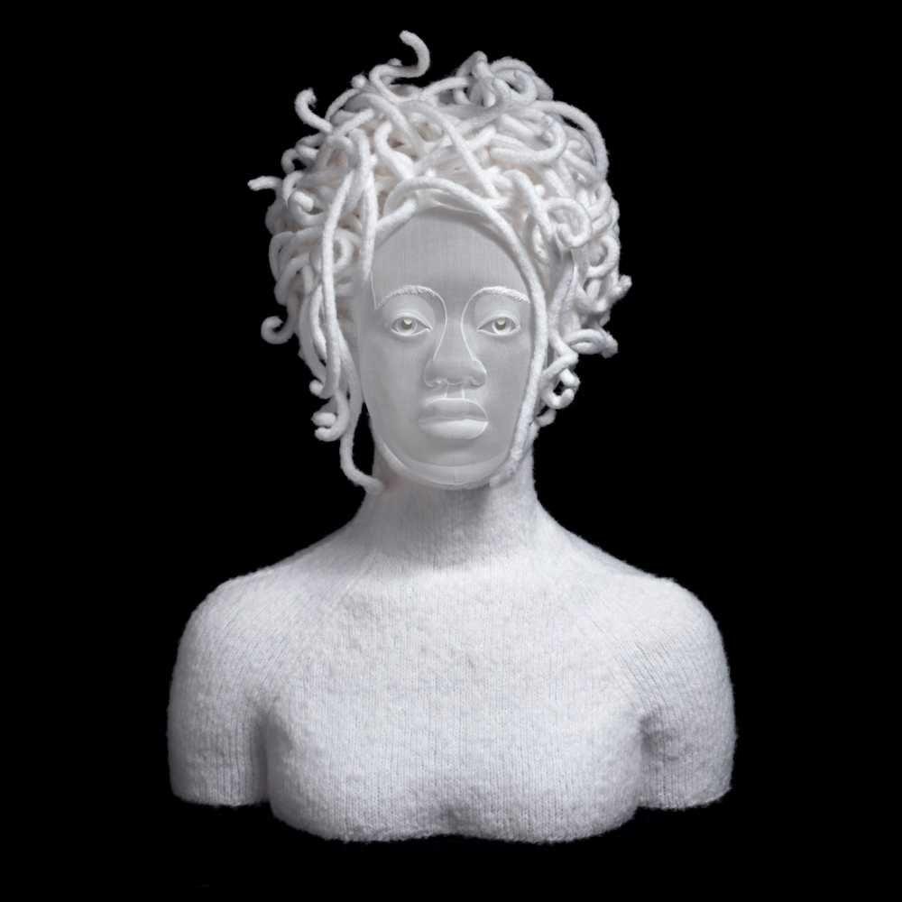 Angélique Médusa 2018 sculpture