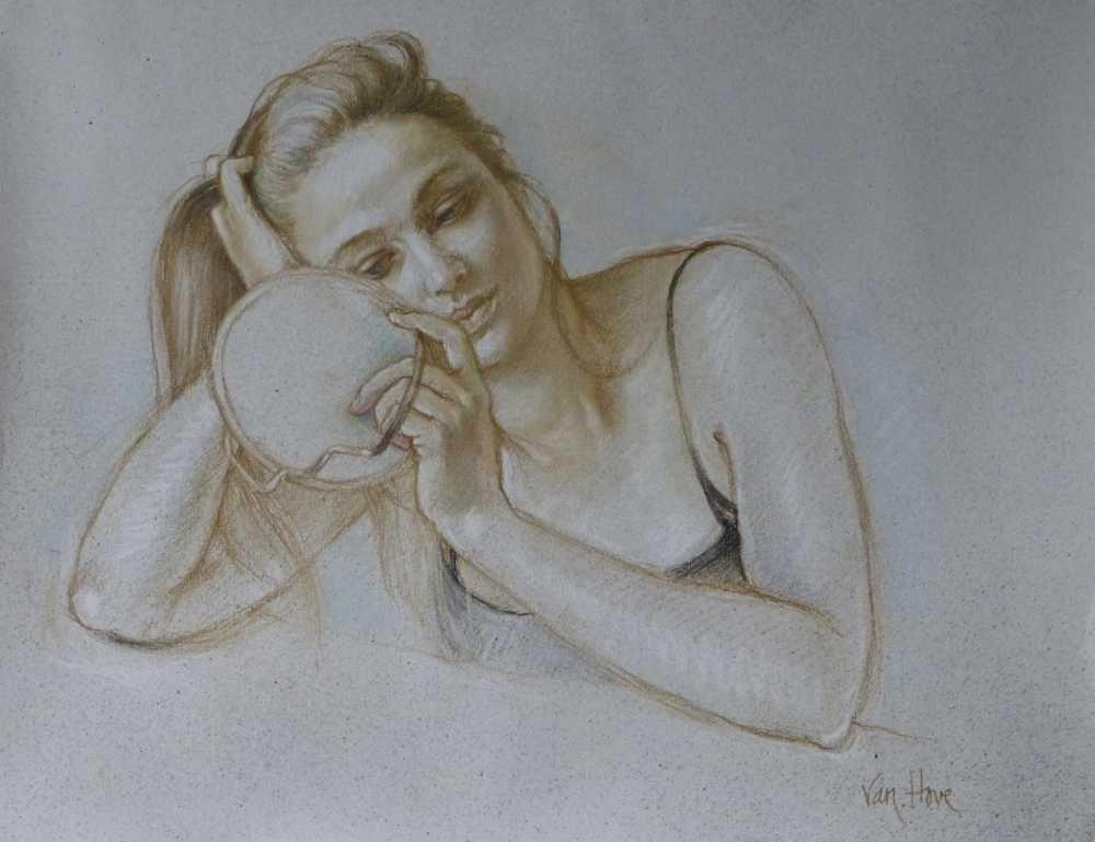 Francine Van Hove Ivanka pastel