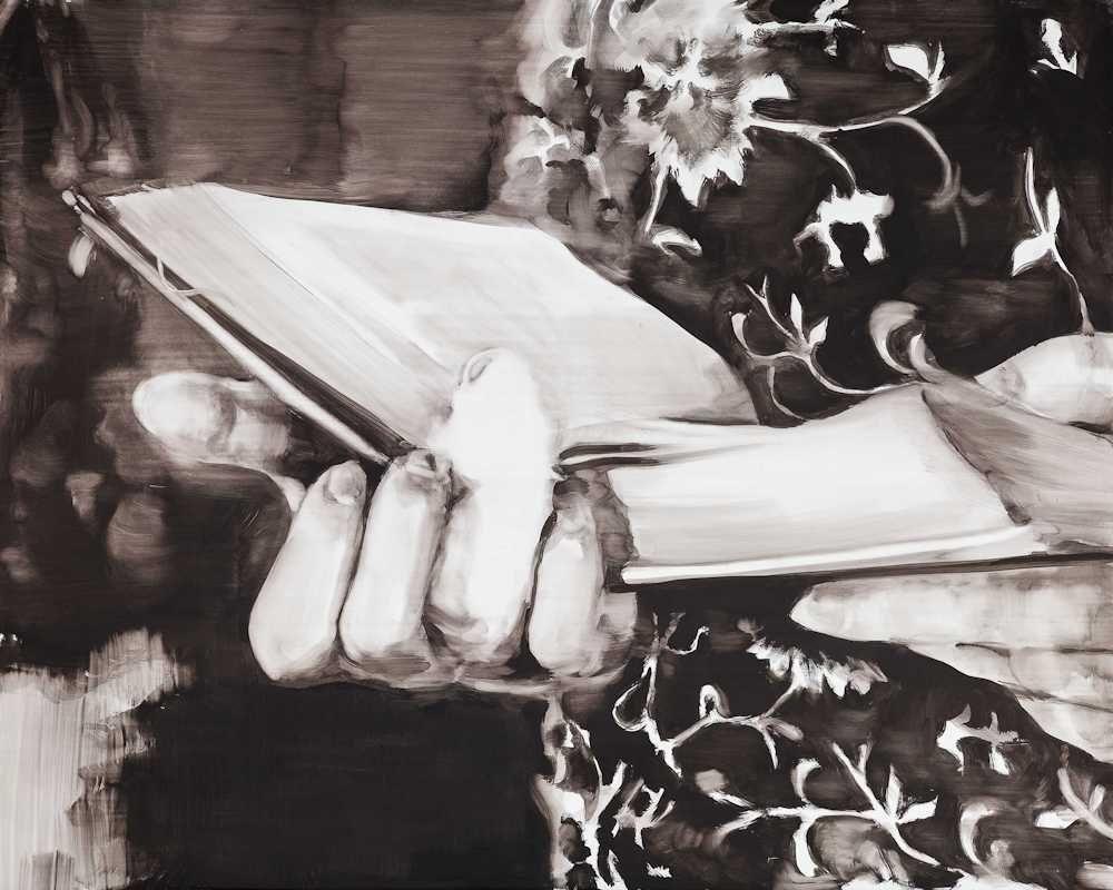 María Dávila Mémoire 2015 Dramatis personae painting peinture