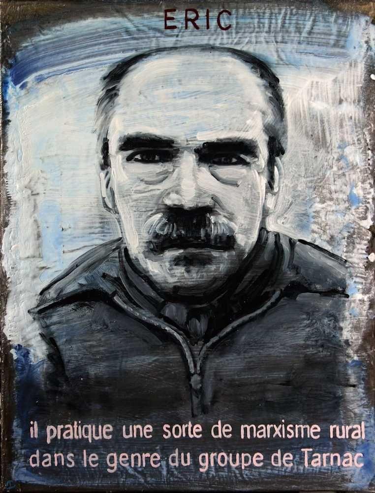 Pierre Lamalattie Eric 2014 curriculum vitae painting peinture