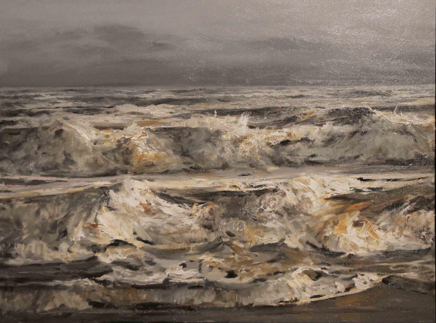 Lake Michigan Waves 3