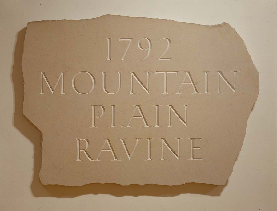 Ian Hamilton Finlay (with Annet Stirling)