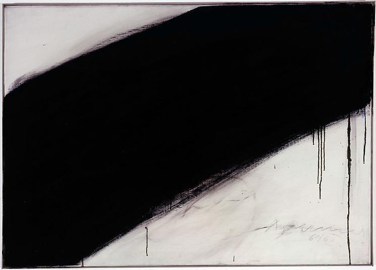 Arnulf Rainer Diagonale