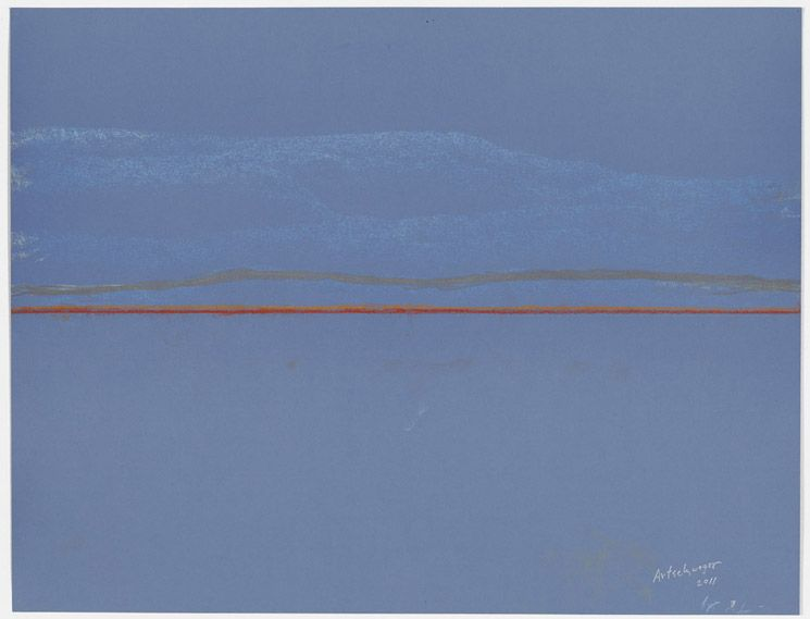 Richard Artschwager Horizon