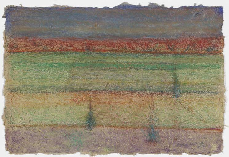 Richard Artschwager Landscape