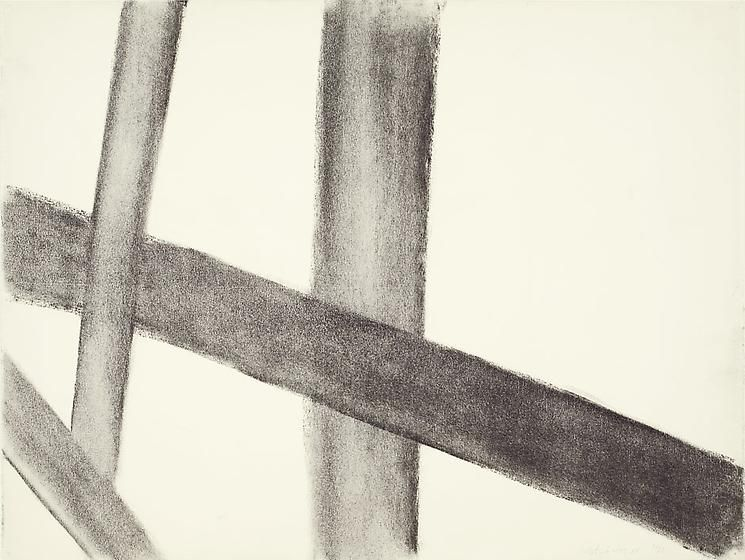 Richard Artschwager Untitled (Lines/Weave)