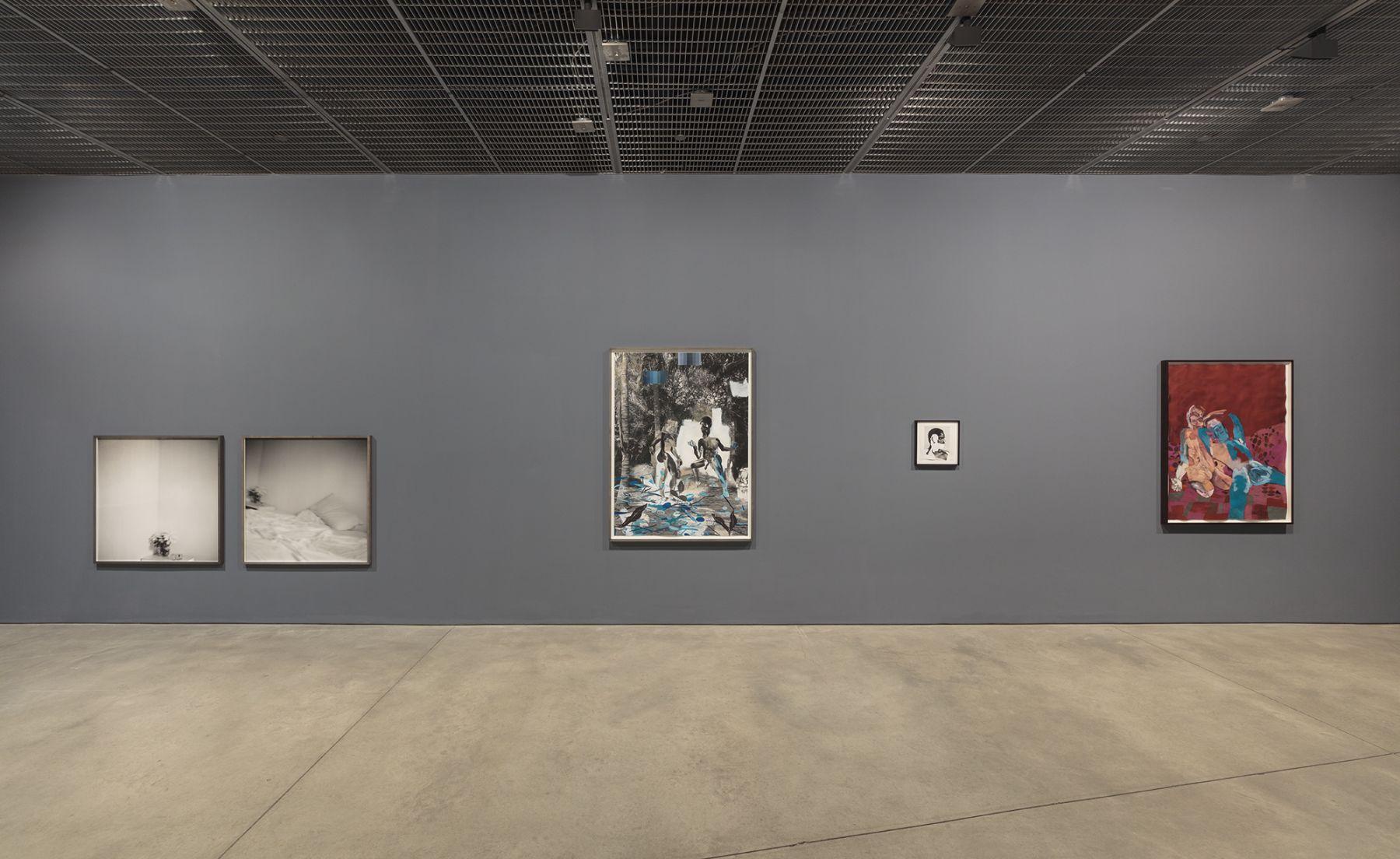Wardell Milan: Parisian Landscapes, Blue Zenith