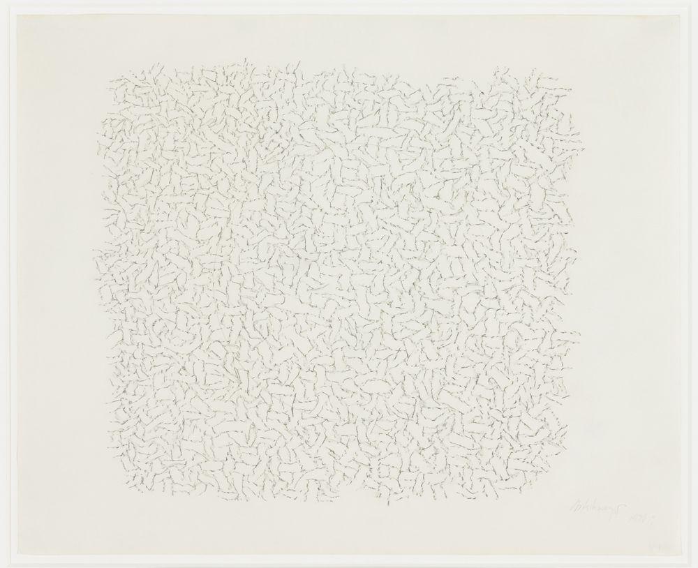 Richard Artschwager, Untitled (Weave)