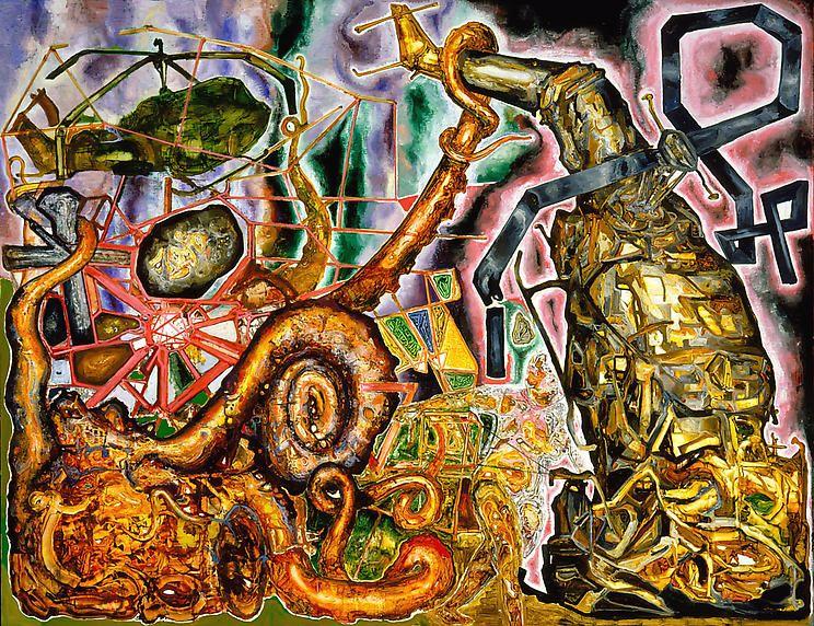 Steve DiBenedetto Torment of the Metals